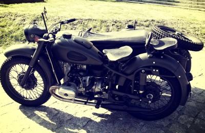 Motocykl xxx