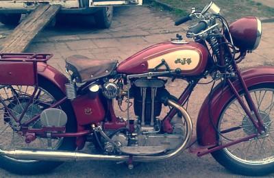 AJS M8 rocznik 1929